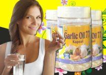 Cara Minum Garlic Oil 77