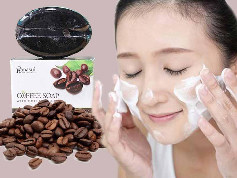 Cara Pakai Hanasui Coffee Soap