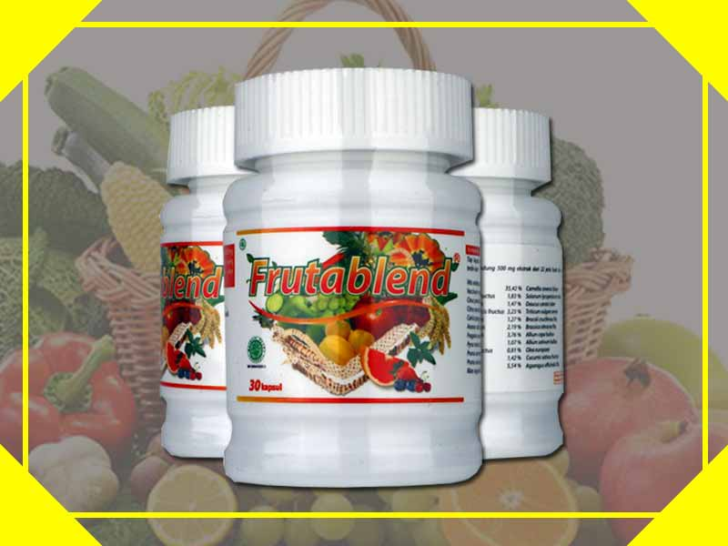 Frutablend Review