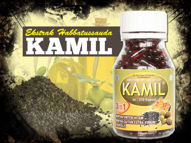 Habbatussauda Kamil Untuk Promil
