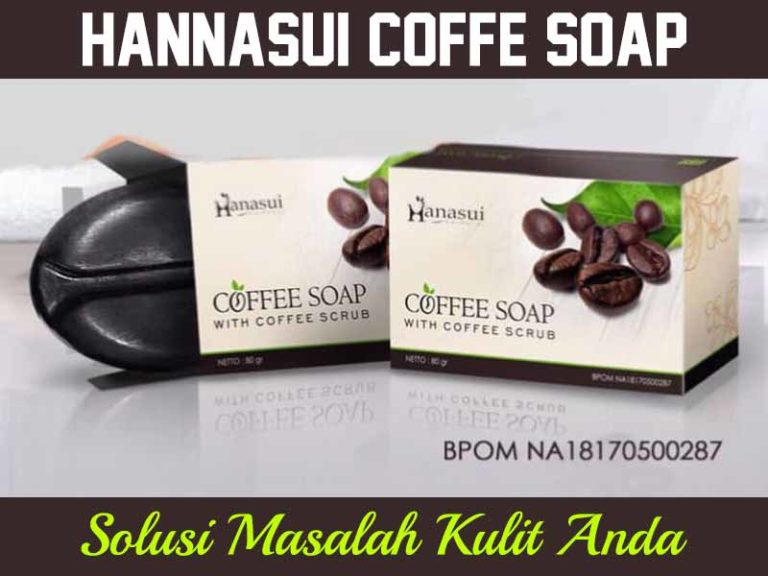 Hanasui Coffee Soap Review