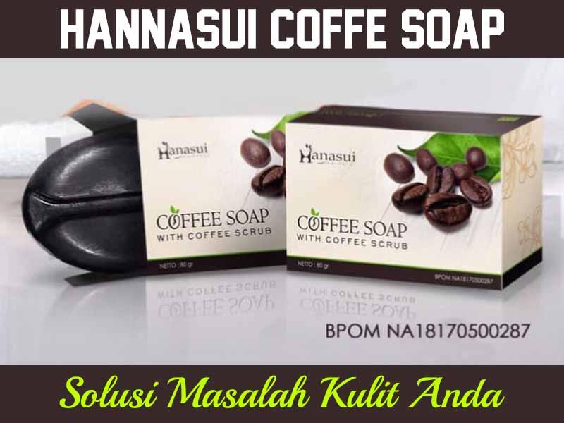 Hanasui Coffee Soap Review