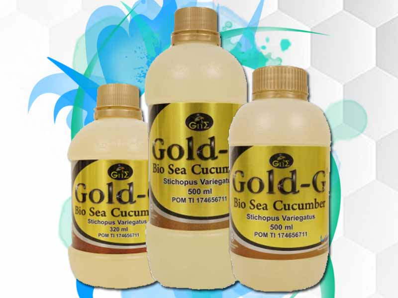Manfaat Jelly Gamat Gold G Untuk Penyakit Kulit