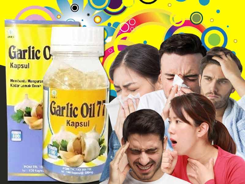 Jual Minyak Bawang Putih