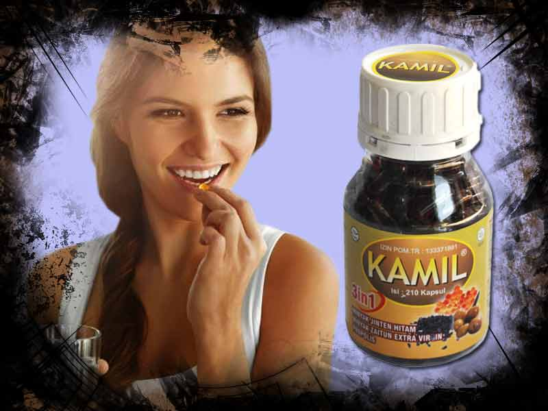 Kamil 3 In 1 Manfaat
