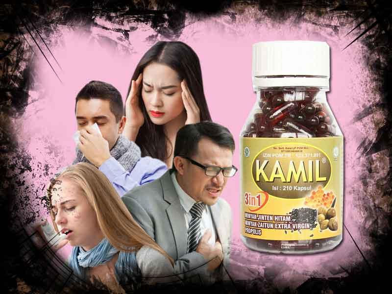 Kamil 3 In 1 Untuk Promil