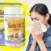Manfaat Garlic Oil