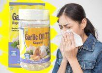 Minyak Bawang Putih Garlic Oil 77