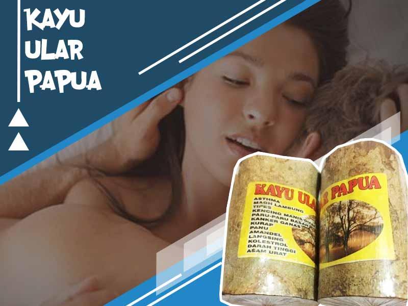 Manfaat-Khasiat-Kayu-Ular-Papua-untuk Pria
