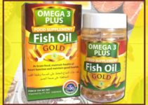 Omega 3 Plus Fish Oil Gold