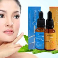 Manfaat Serum Hanasui Vitamin C Biru