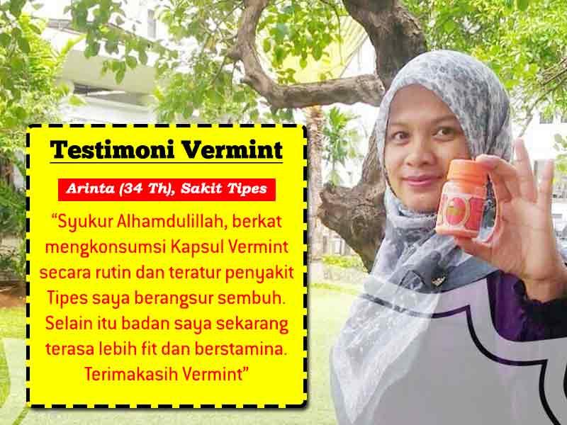 Pengalaman Minum Vermint