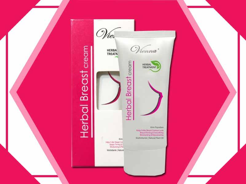 Vienna Breast Cream Asli Dan Palsu