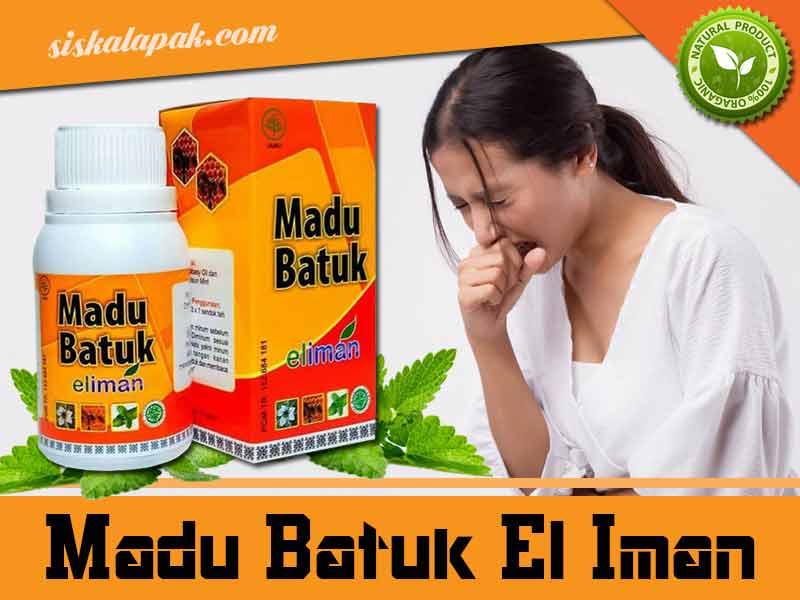 Manfaat-Madu-Batuk-El-Iman