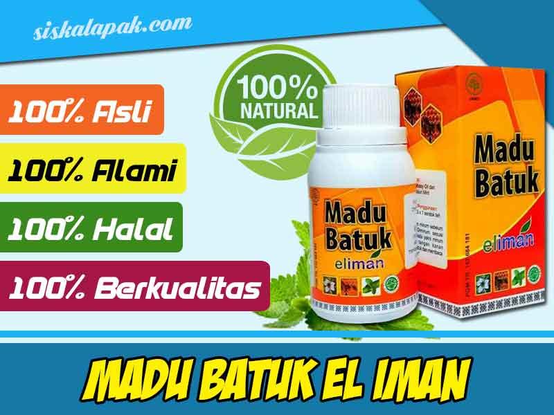 Obat-Batuk-Madu-El-Iman
