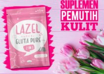 Lazel Gluta Pure: Review Manfaat, Efek Samping, Testimoni