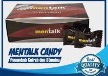 Mentalk Candy: Khasiat, Efek Samping dan Harga di Apotik