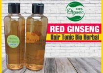 Red Ginseng Hair Tonic: Manfaat, Bahaya, Beda Asli Palsu