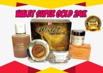 Walet Super Gold 24K Cream Pemutih: Manfaat Dan Cara Pakai